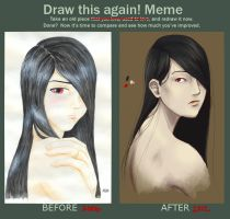 Draw again meme by DonRondo