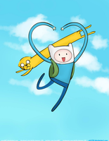 Adventure Time Valentine By alx234 by zenx007