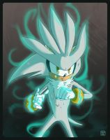 Day 23_Silver Psychic - Commission by danee313
