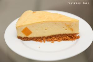 Sweet potato cheese cake by patchow