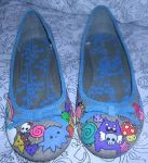 OMG shoes by KandiKawaii