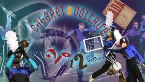 Cabaret Voltaire Wallpaper by leakypipes