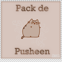 Pack Gatito Pusheen by PayEditions