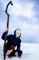 Rise of the Guardians - Jack Frost by Dzikan