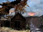 old shack by AmaraLukas