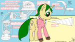 Gear-O-Scope _ ATG week 43 _ pony invention by K4nK4n