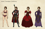 Alora Outfits by Captain-Savvy