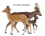THE THREE MUSKEDEERS by Kashouni