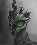 The Changeling Queen of Angmar by TurboSolid