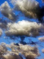 Arizona Clouds by Seanoriordan