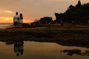 Emotion of Tanah Lot by ilhaman