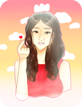collab // seolhyun by Blissiu