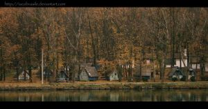 camping by iacobvasile