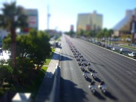 Tilt Shift VEGAS Project 5 by MowCroft