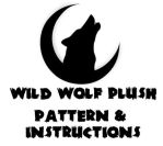Wolf plushie instruction book by Voodoo-Tiki