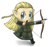 THEY'RE TAKING THE HOBBITS TO ISENGARD. by Colorcomet