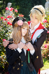 Amnesia - Toma and Heroine by giuccin