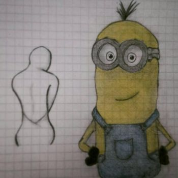 Kevin #minions by mifer600