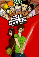 Aizen Sosuke vs. The World by RomaniaBlack