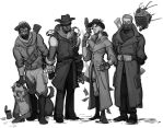 wanderers and couriers by Silsol