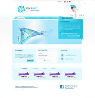 ClickArt Webdesing 01 by Tom1no