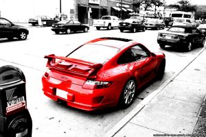 Porsche 997 911 GT3 II by automotive-eye-candy