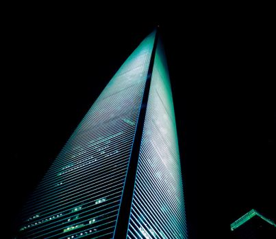 Shanghai World Financial Center by MatT-XXII