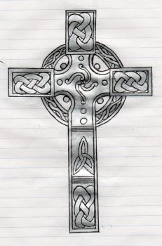 .Celtic Cross. by Rasoio-chan