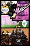 Zeldanime NO MERCY by crazyfreak