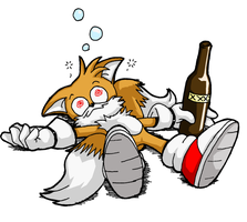 Drunken Tails by Kaminyu