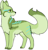 Mossy Stream breedable -open- by AkariN3ko