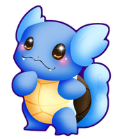 Wartortle 3.0 by Clinkorz