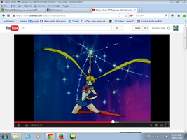 Momento epico de Sailor Moon by Tefyta21