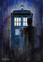 Doctor Who by Gabriela-Torres