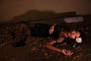 The Black Dahlia: Unedited by the-puppet-mistress