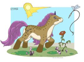 Canis in Ponyland by CanisMajor