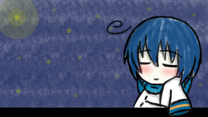KAITO [when you wish upon a star] by aoito95