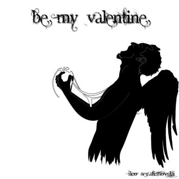 Be My Valentine WB by Dr-Serafimovski