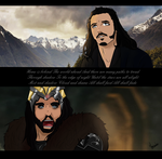 The Hobbit - The battle of the  five armies by GakiWho
