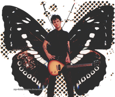 BillieJoe_Butterfly by my-violet-dreams