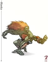 Blanka by Hyptosis