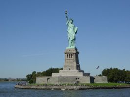 Colossal statue - United States of America by nicojay