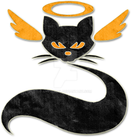 Catangel Icon Colored by an81angel
