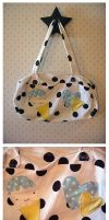 Ice Cream Duffle Bag by deconstructedstars