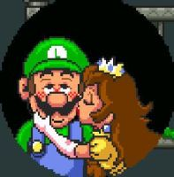 Luigi Saved Daisy by movie2kaza