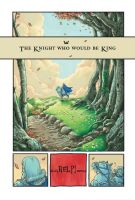 The knight who would be king 1 by TheWoodenKing