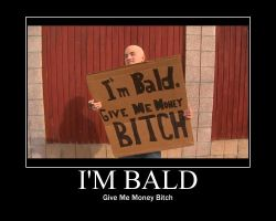 Smosh I'm Bald Motivator by htfman114
