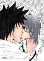 Air Gear - One Sweet Kiss by MOVOLLA