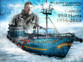 Captain Phil Harris by SouthWesterly