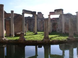 Moated Columns by Twentieth